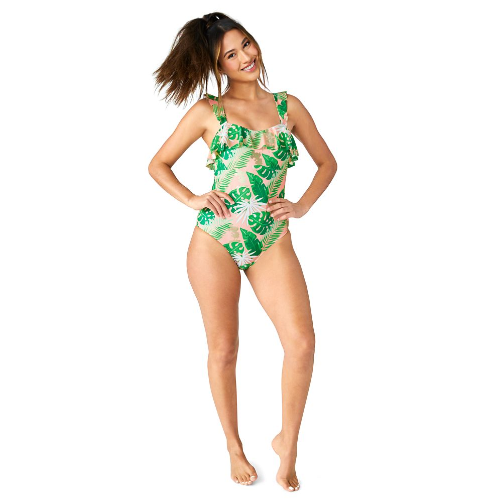 Mickey Mouse Tropical Swimsuit for Women