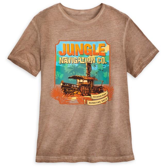 Jungle Navigation Co. T-Shirt for Adults – Jungle Cruise Film