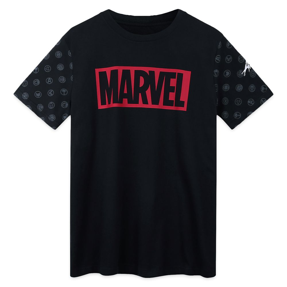 Marvel Avengers Icons T-Shirt for Men