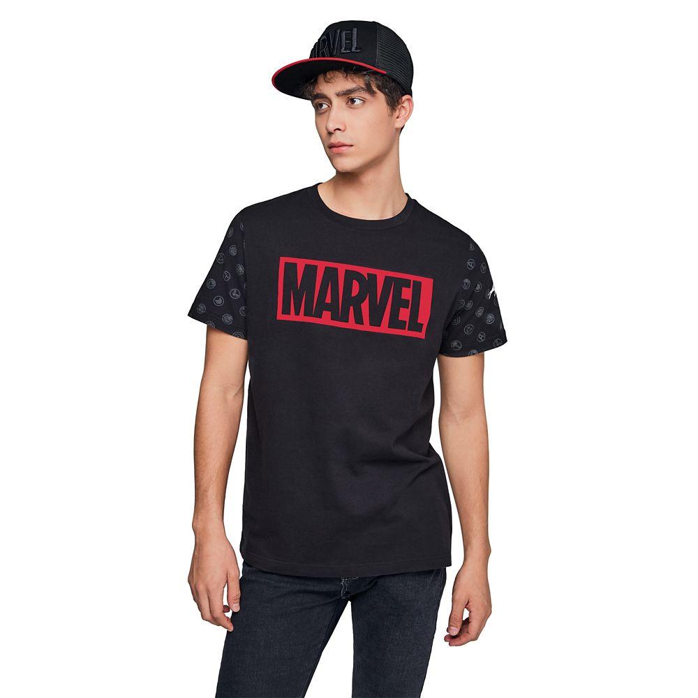 Marvel Avengers Icons T-Shirt for Men