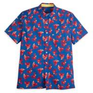 Sebastian Woven Shirt for Men – The Little Mermaid