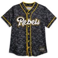 Rebels Logo Baseball Jersey for Adults – Star Wars – Pre-Order
