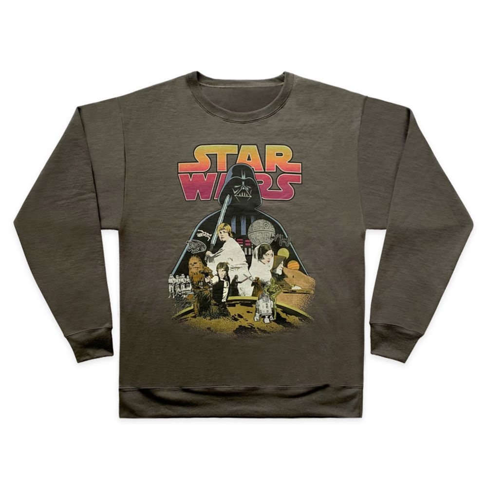Star Wars Pullover Sweatshirt for Adults