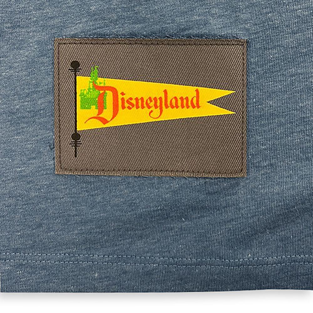 Disneyland Guide Book T-Shirt for Adults