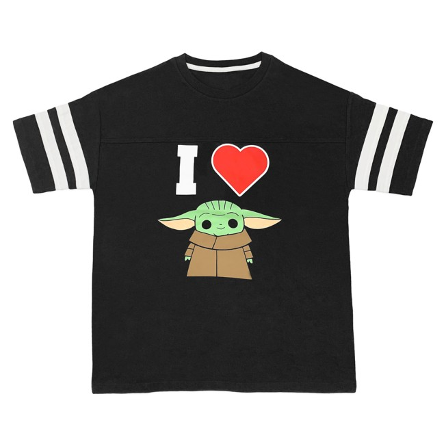 The Child Athletic T-Shirt for Women – Star Wars: The Mandalorian