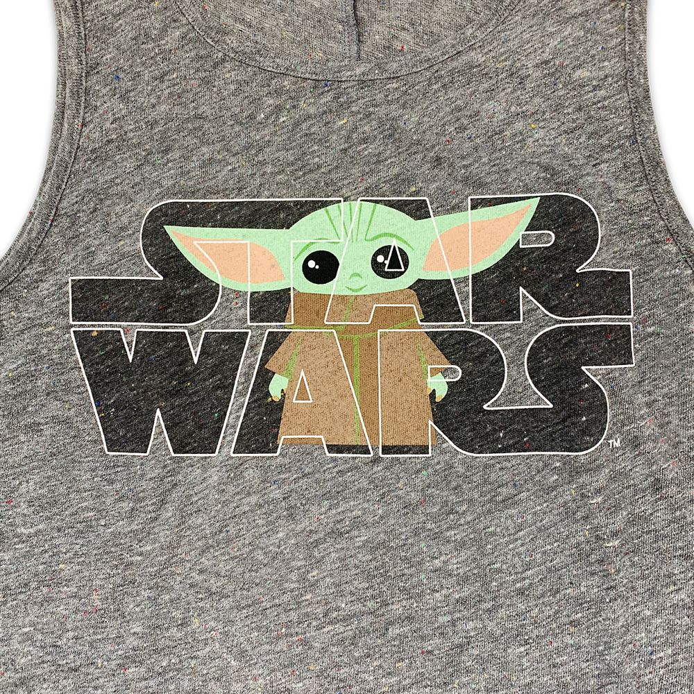 The Child Fashion Tank Top for Women – Star Wars: The Mandalorian