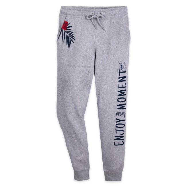 Stitch Sweatpants for Adults – Disneyland Paris
