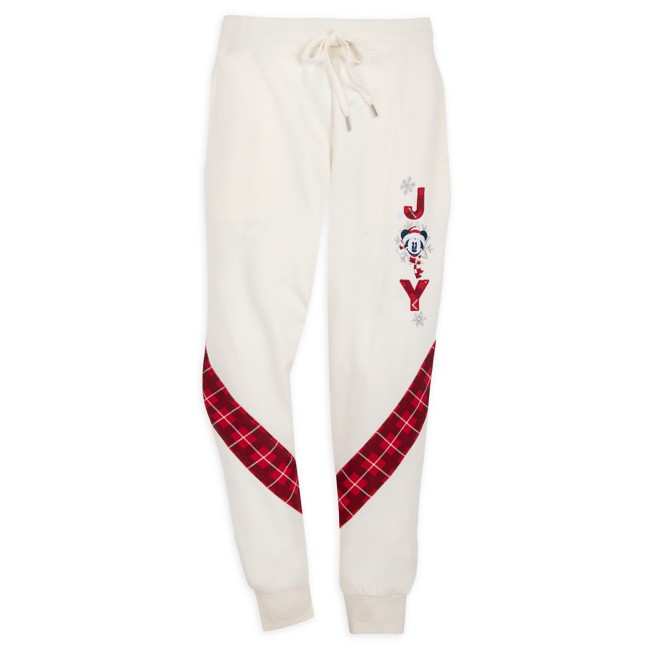 Mickey Mouse Holiday Joggers for Women