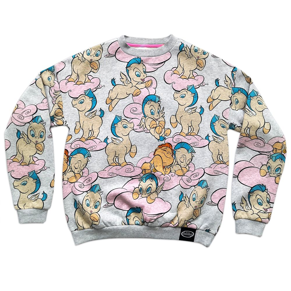 Hercules and Pegasus Sweatshirt for Adults – Oh My Disney