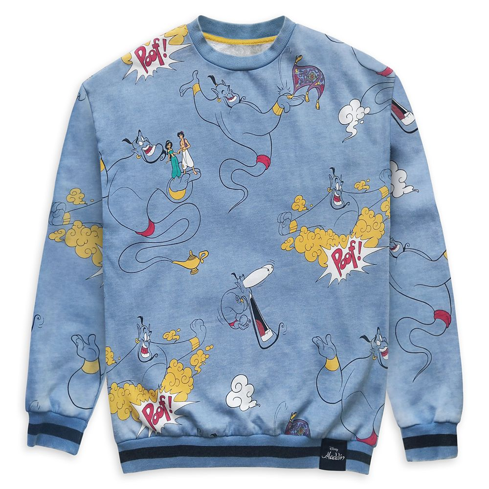 Genie Sweatshirt for Adults – Aladdin – Oh My Disney