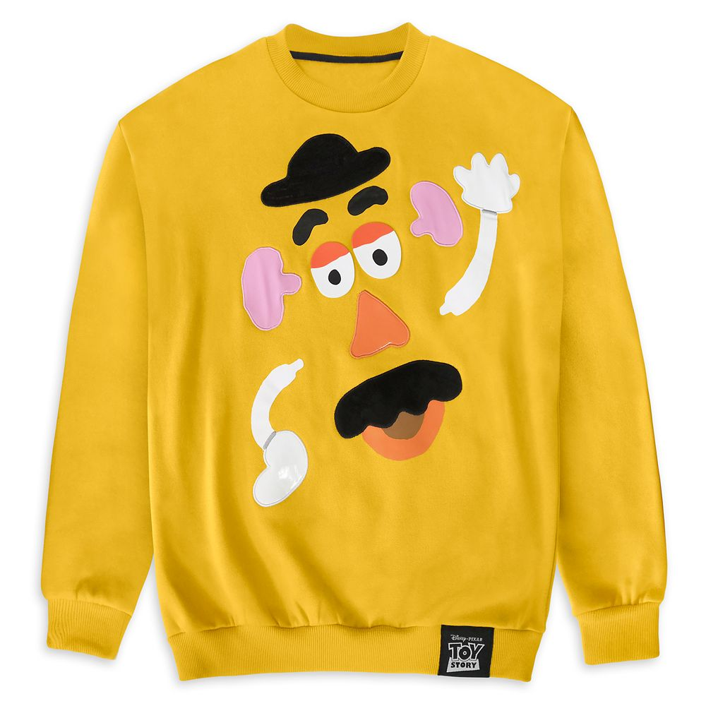 Mr. Potato Head Sweatshirt for Adults – Toy Story – Oh My Disney