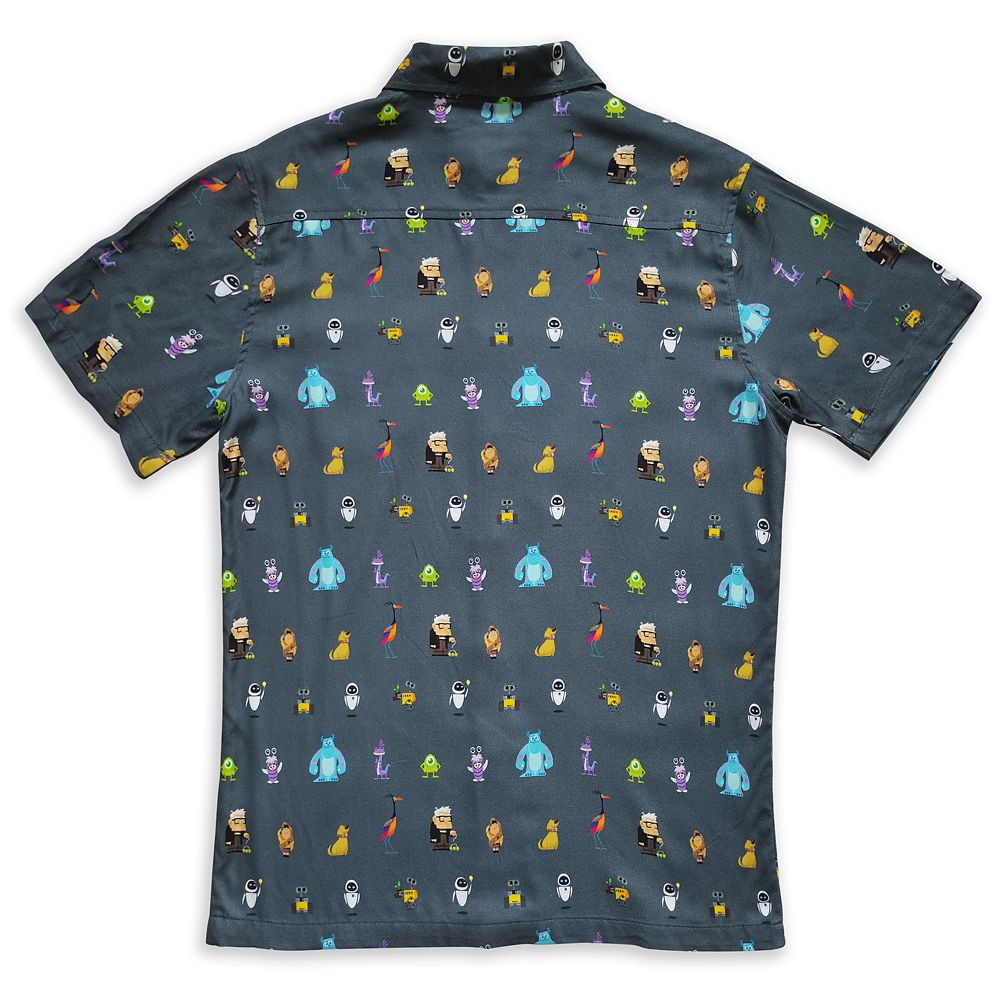 World of Pixar Woven Shirt for Adults
