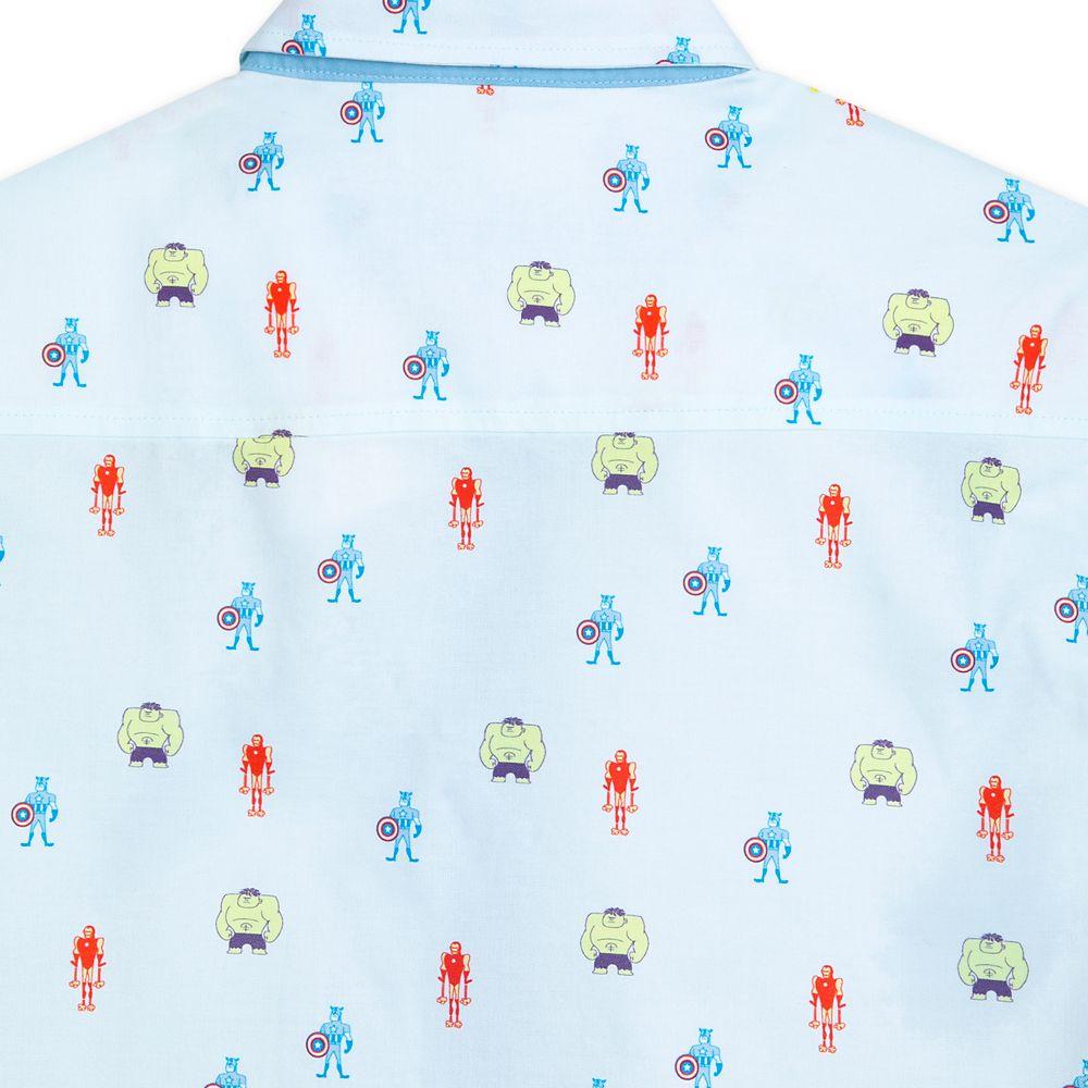 Marvel Woven Shirt for Men
