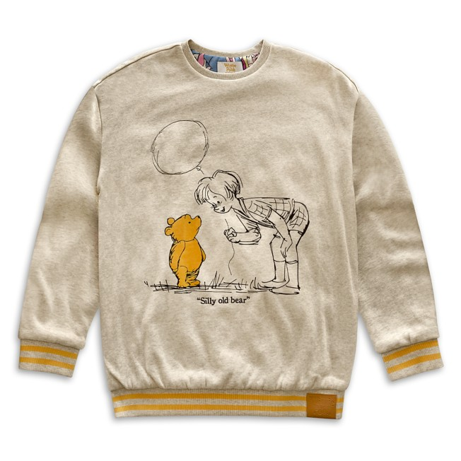 Winnie the Pooh and Pals Reversible Sweatshirt for Women