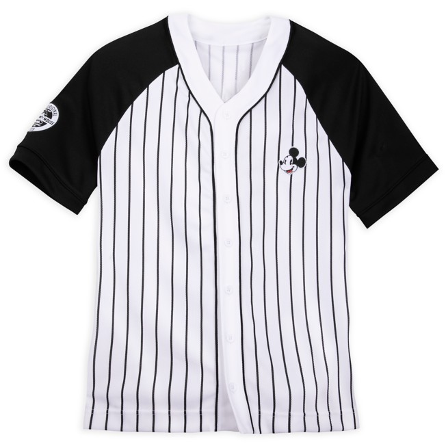 Mickey Mouse Baseball Shirt for Adults