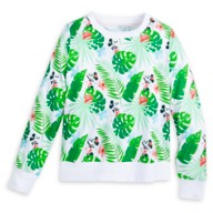 Mickey and Minnie Mouse Tropical Pullover for Women