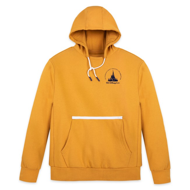 Walt Disney World 50th Anniversary Pullover Hoodie for Adults