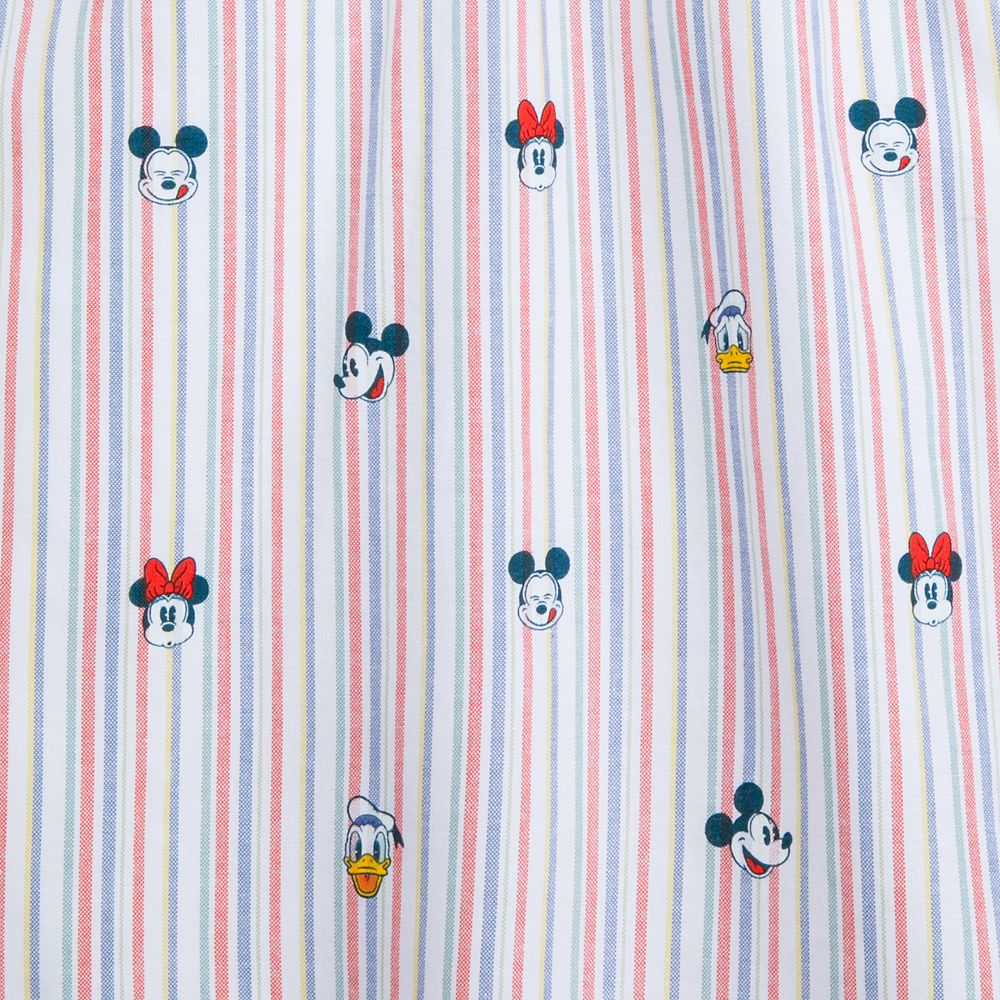 Mickey Mouse and Friends Summer Fun Woven Dress for Women