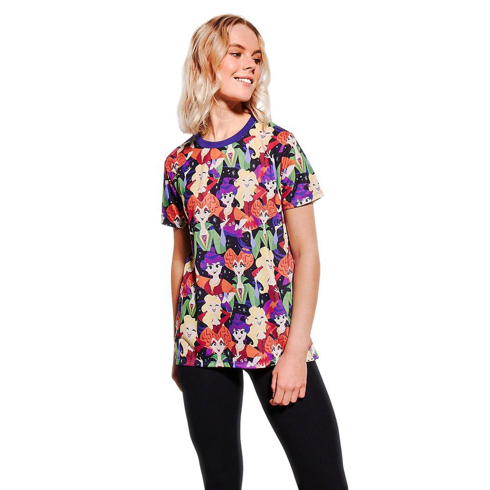 Sanderson Sisters T-Shirt for Women – Hocus Pocus