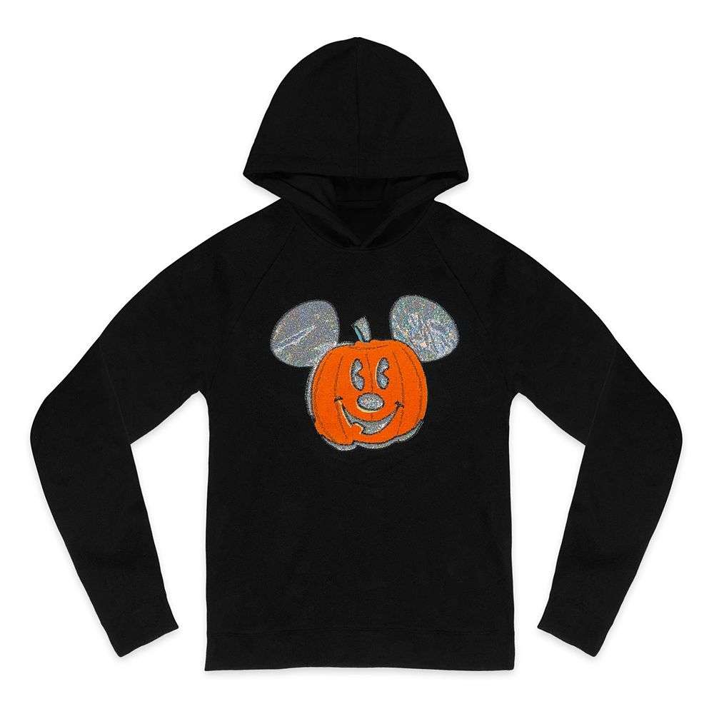Mickey Mouse Halloween Pullover Hoodie for Adults