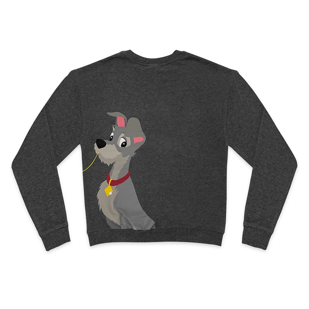 Lady and the Tramp Pullover Top for Adults – Disneyland