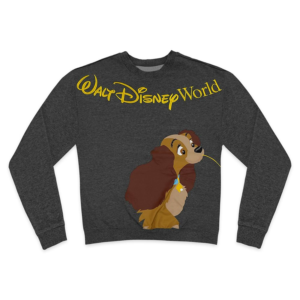 Lady and the Tramp Pullover Top for Adults – Walt Disney World