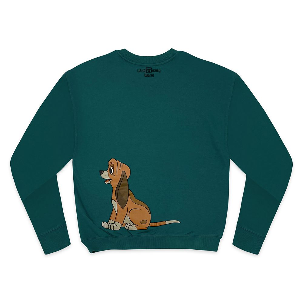 The Fox and the Hound Pullover Top for Adults – Walt Disney World