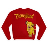 Simba and Nala Pullover Top for Adults – The Lion King – Disneyland