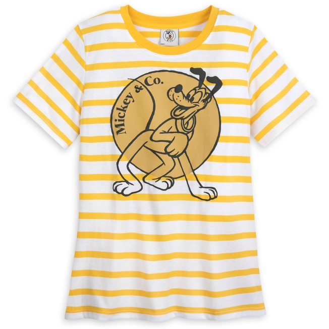 Pluto T-Shirt for Adults – Mickey & Co.
