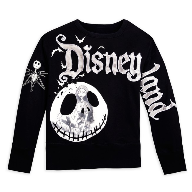 The Nightmare Before Christmas Pullover Top for Adults – Disneyland