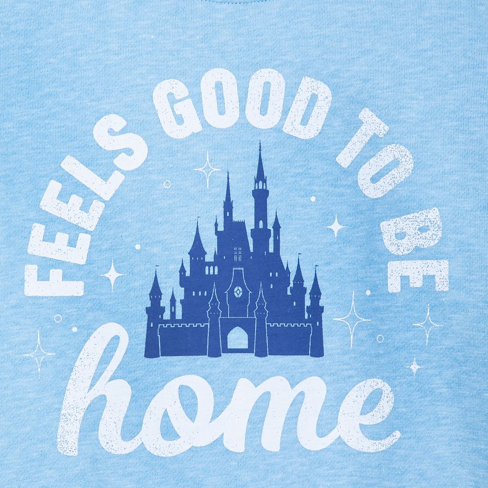 Cinderella Castle Pullover Sweatshirt for Adults – Walt Disney World