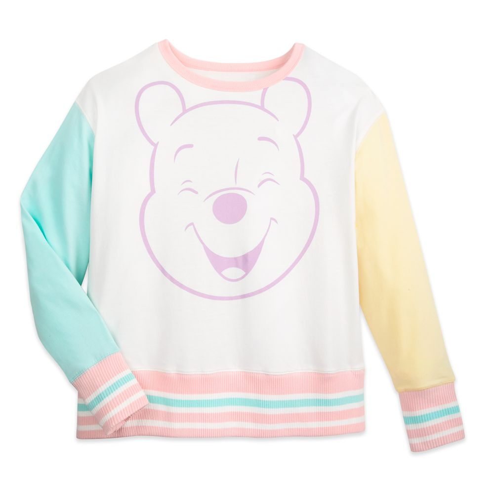 Winnie the Pooh Fleece Pullover for Women – Oh My Disney