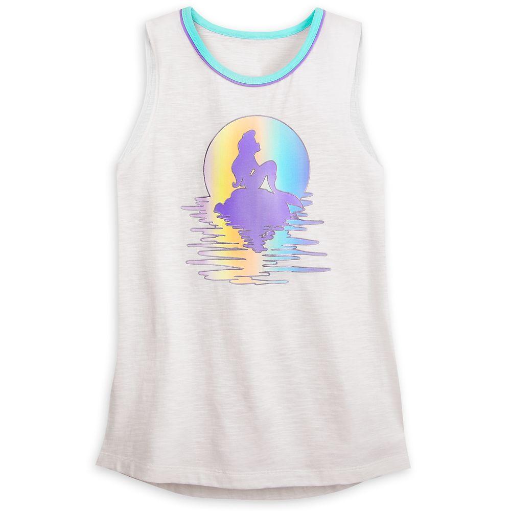 Ariel Tank Top for Women – The Little Mermaid