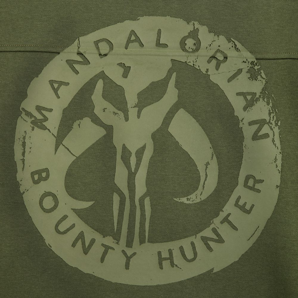 The Mandalorian ''Bounty Hunter'' Pullover Sweatshirt for Adults – Star Wars: The Mandalorian