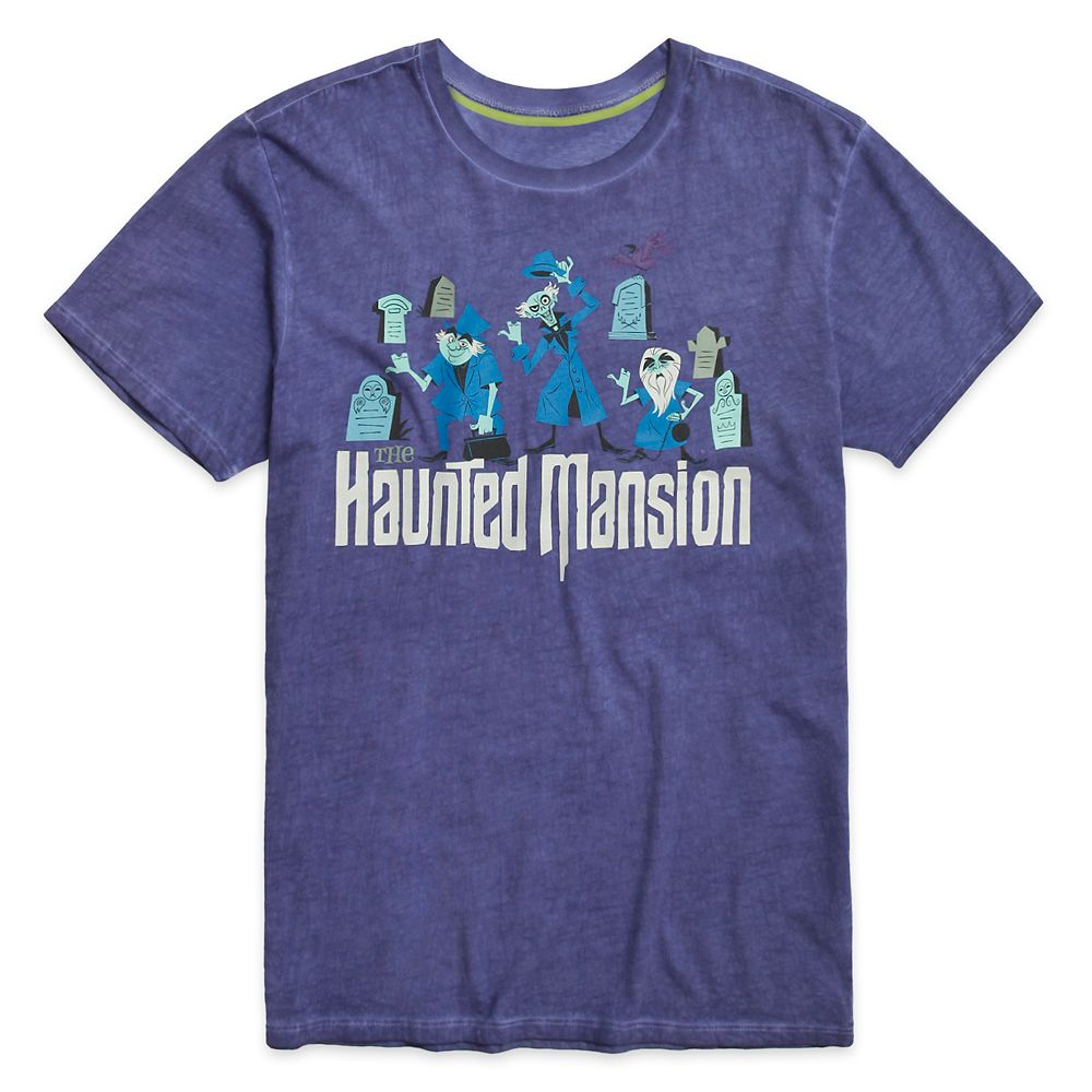 The Haunted Mansion Hitchhhiking Ghosts T-Shirt for Men by Our Universe