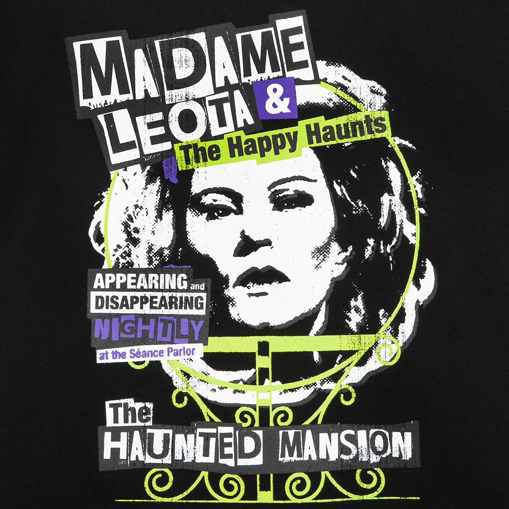 Madame Leota Top for Women by Her Universe – The Haunted Mansion