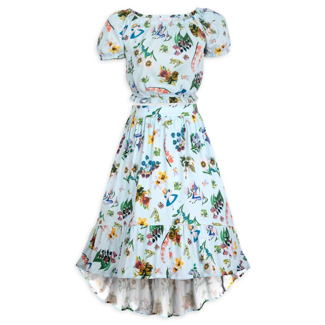 Alice in Wonderland by Mary Blair Dress Set for Women by Her Universe