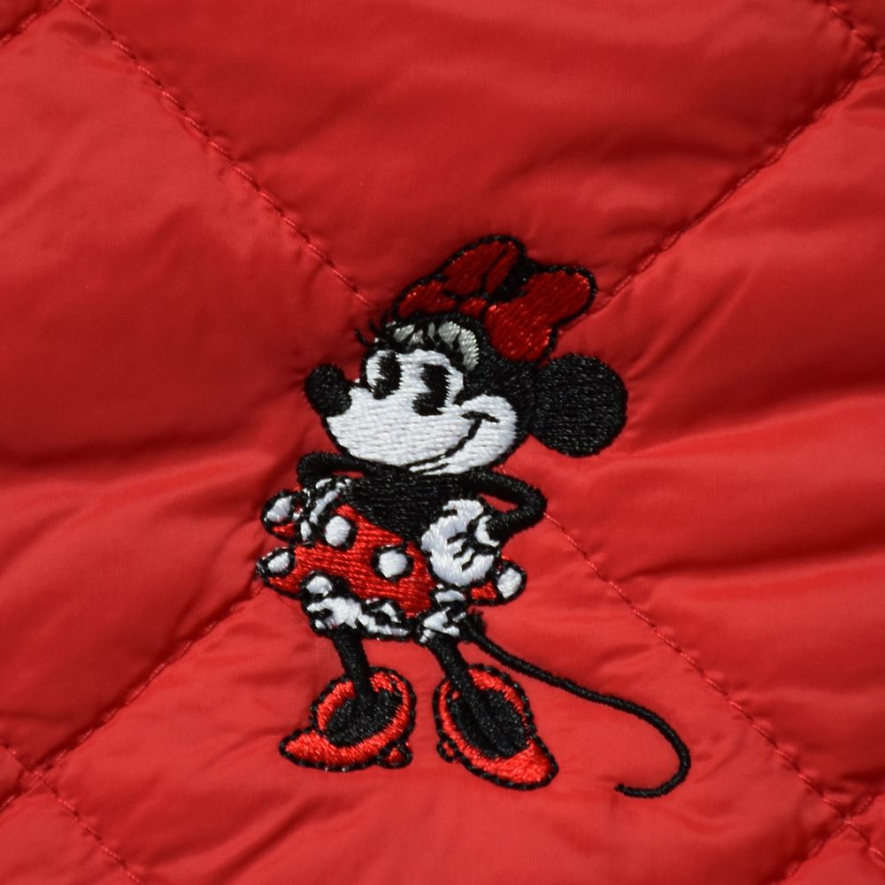 Minnie Mouse Quilted Jacket for Women