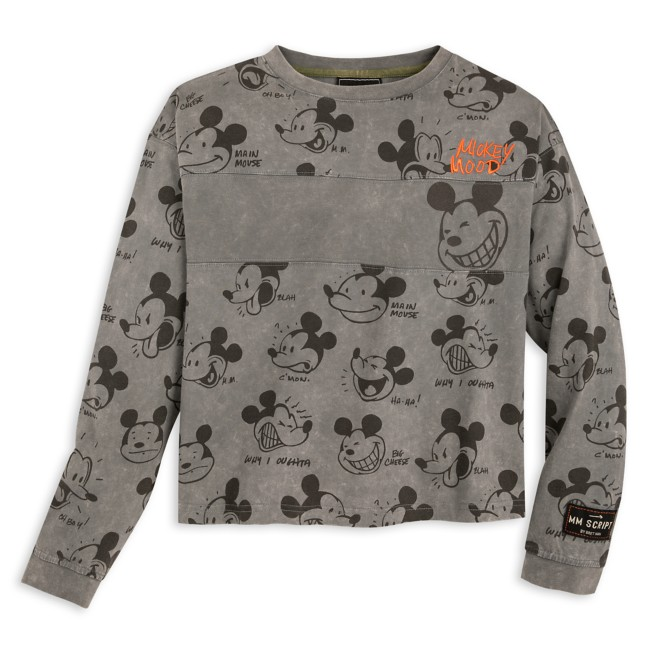 Mickey Mouse Top for Adults by Bret Iwan