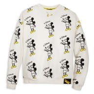 Mickey Mouse Top for Adults by Nanako Kanemitsu