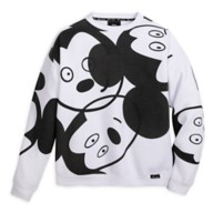 Mickey Mouse Fleece Pullover for Adults by Deborah Salles