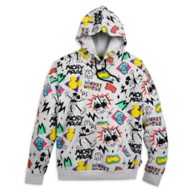 Mickey Mouse Hooded Pullover for Adults by Rafael Faria