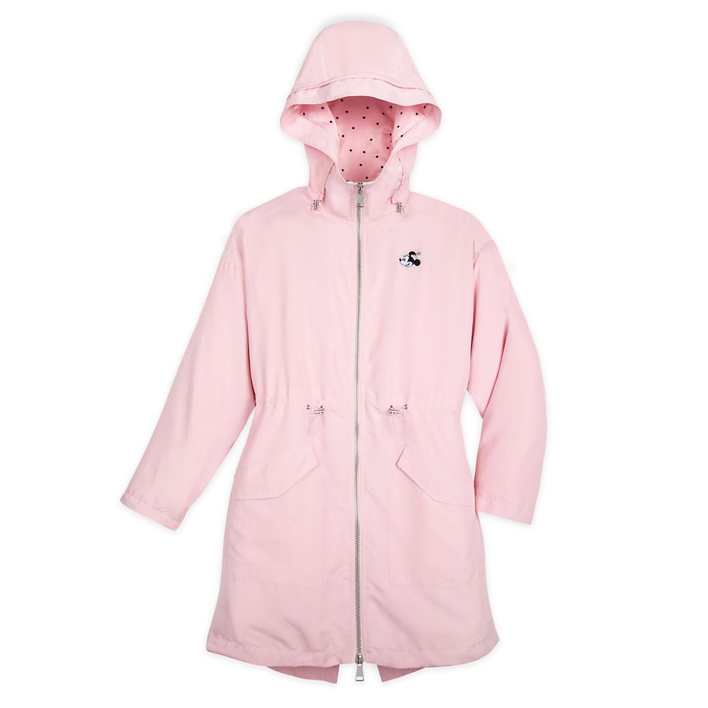 Minnie Mouse Mid-Length Jacket for Women