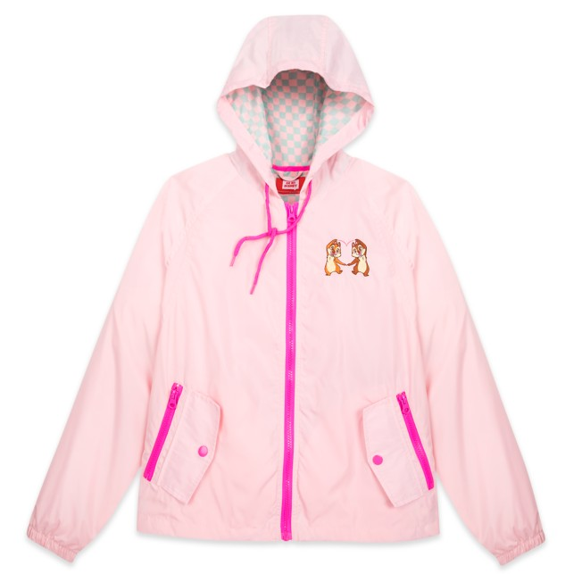 Chip 'n Dale Hooded Jacket for Women – Oh My Disney