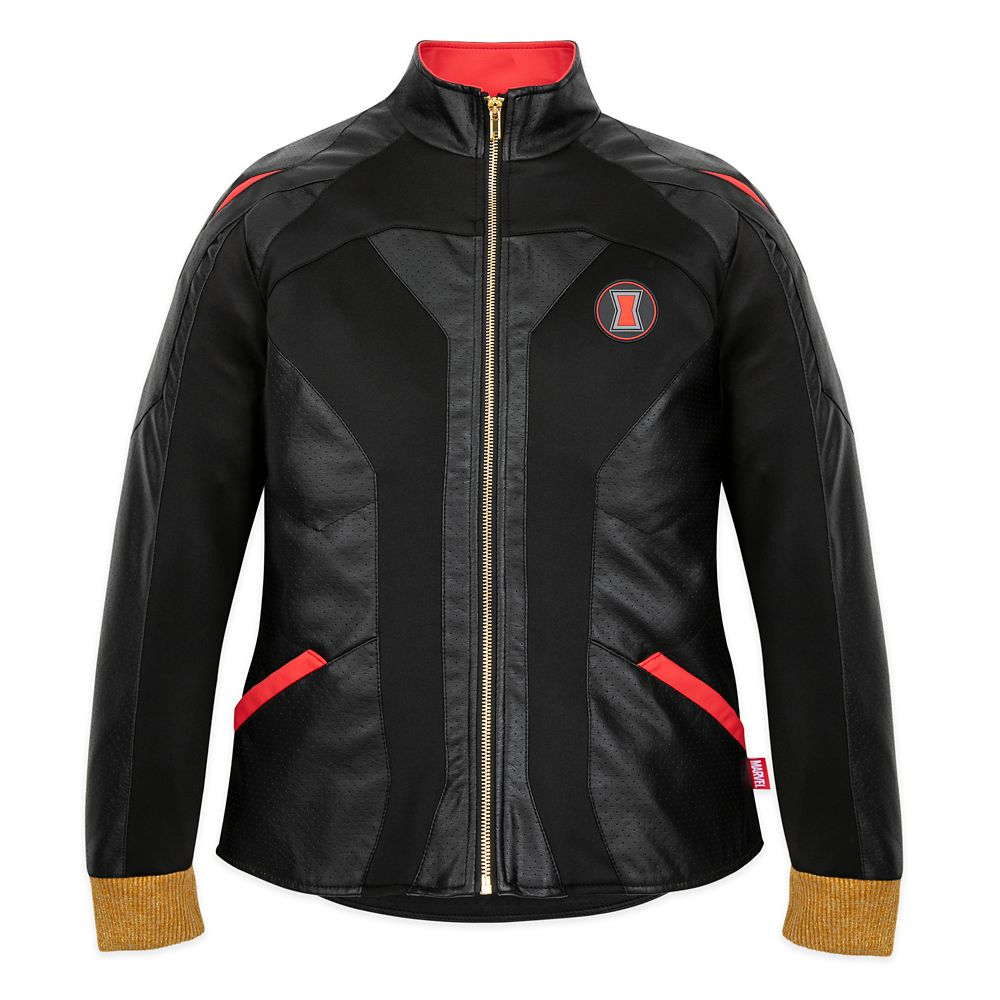 Black Widow Jacket for Women