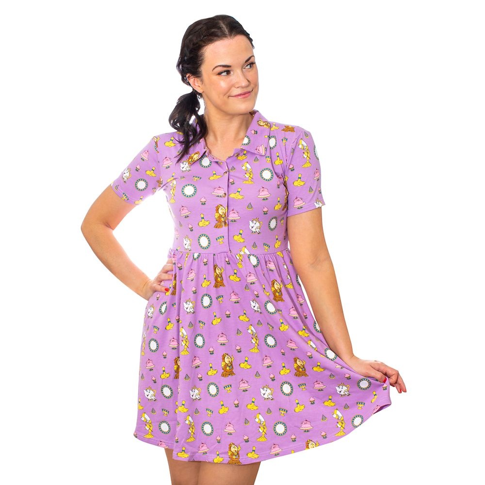 Be Our Guest Dress for Women by Cakeworthy – Beauty and the Beast