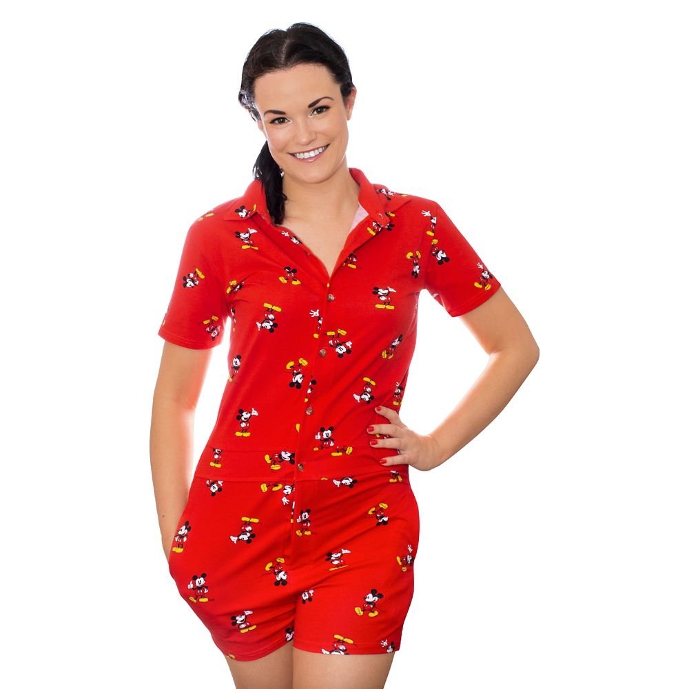 Mickey Mouse Romper for Adults by Cakeworthy