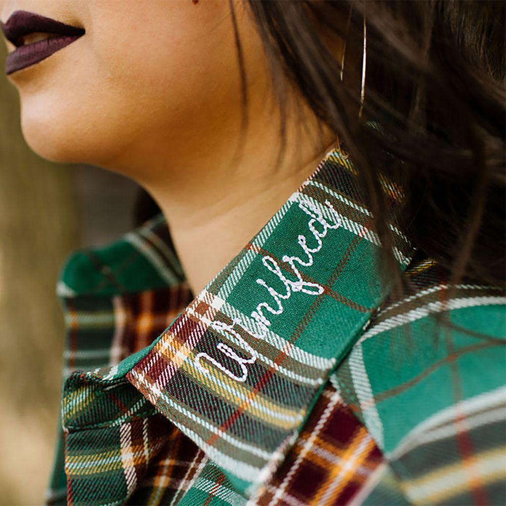 Hocus Pocus Flannel Shirt for Adults by Cakeworthy – Winifred
