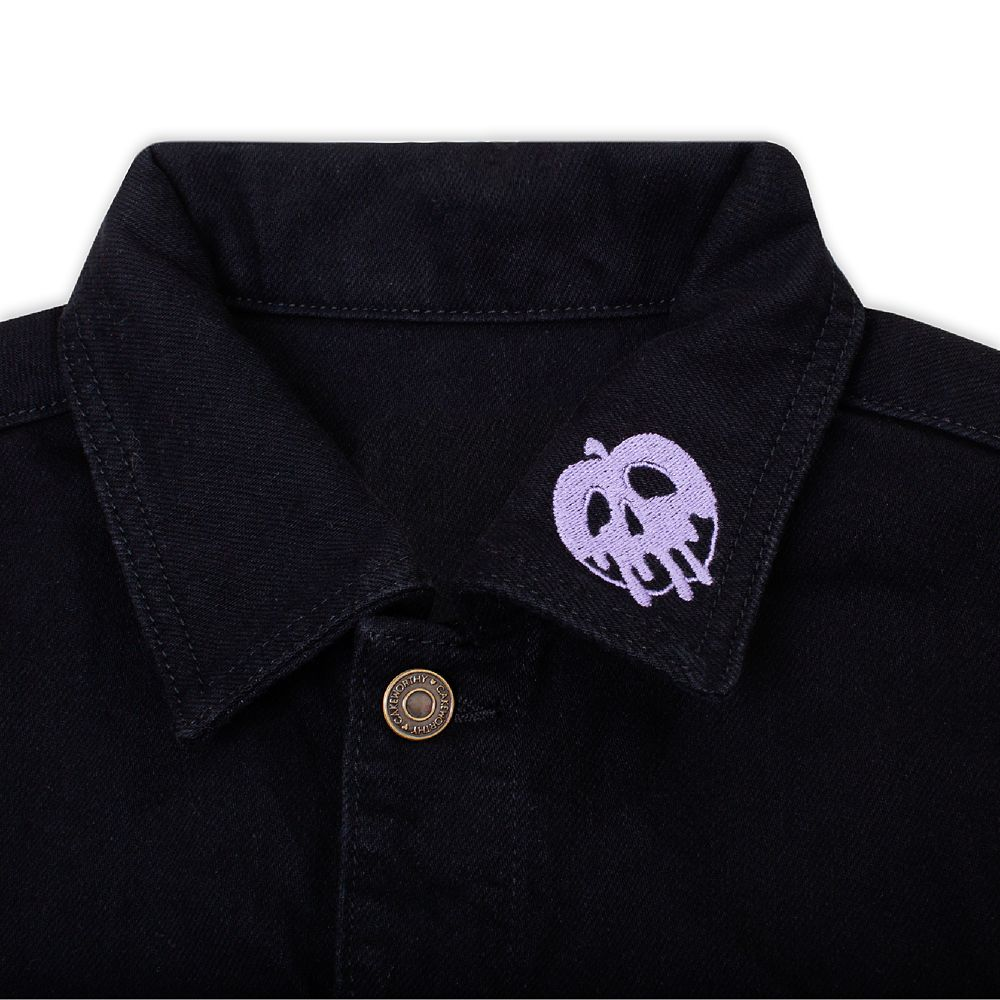 Disney Villains Denim Jacket for Adults by Cakeworthy