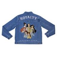 Disney Princess Denim Jacket for Adults by Cakeworthy